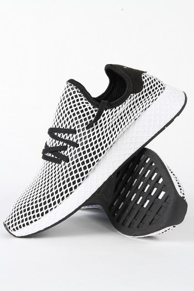 new concept ab249 374c1 Adidas Deerupt RunnerCblack/Cblack/Ftwwht | Sneaker | Footwear ...