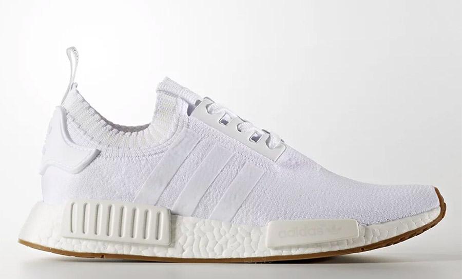 adidas NMD R1 PK shoes whitegum